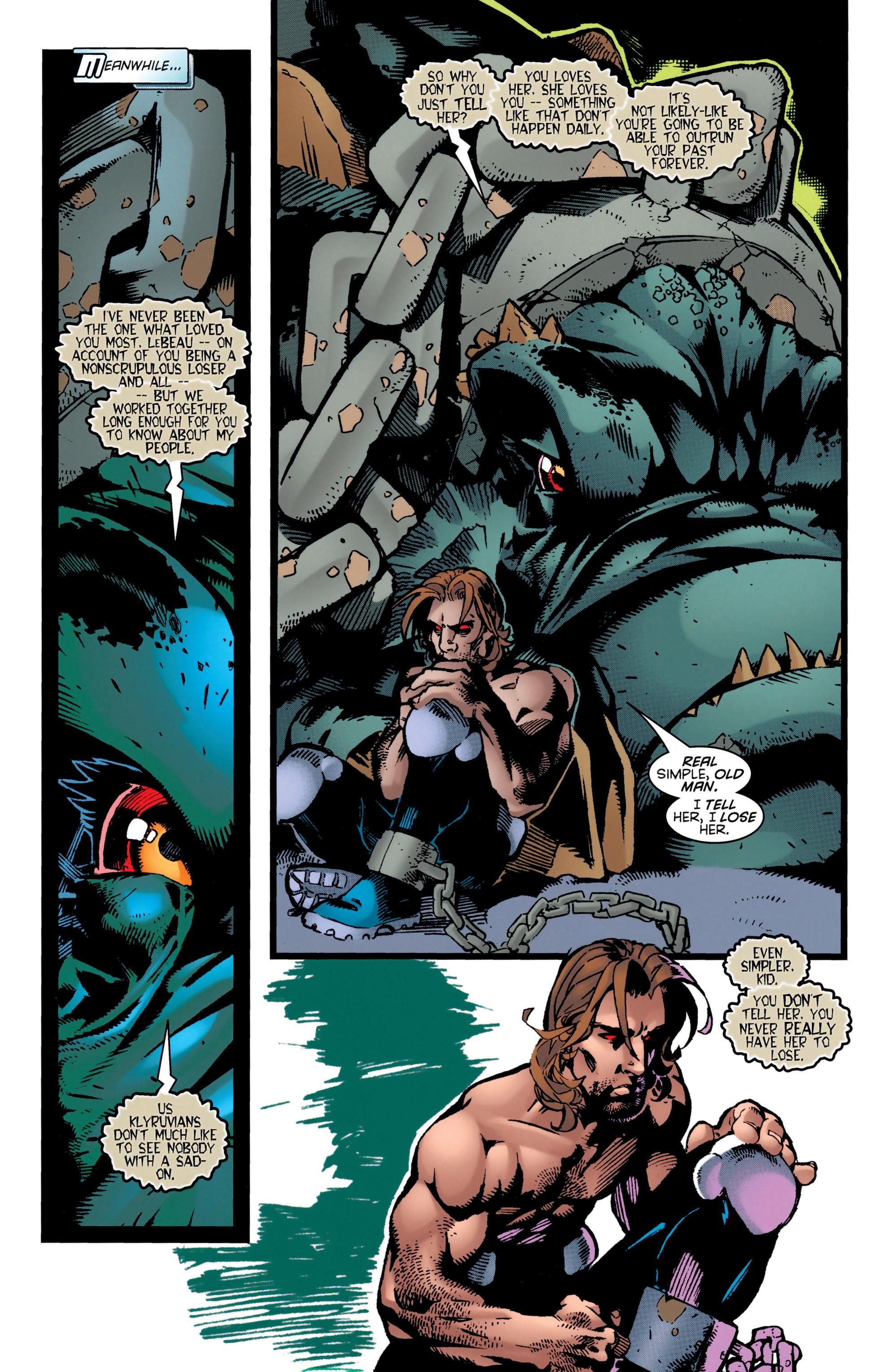 Read online Uncanny X-Men (1963) comic -  Issue #349 - 12