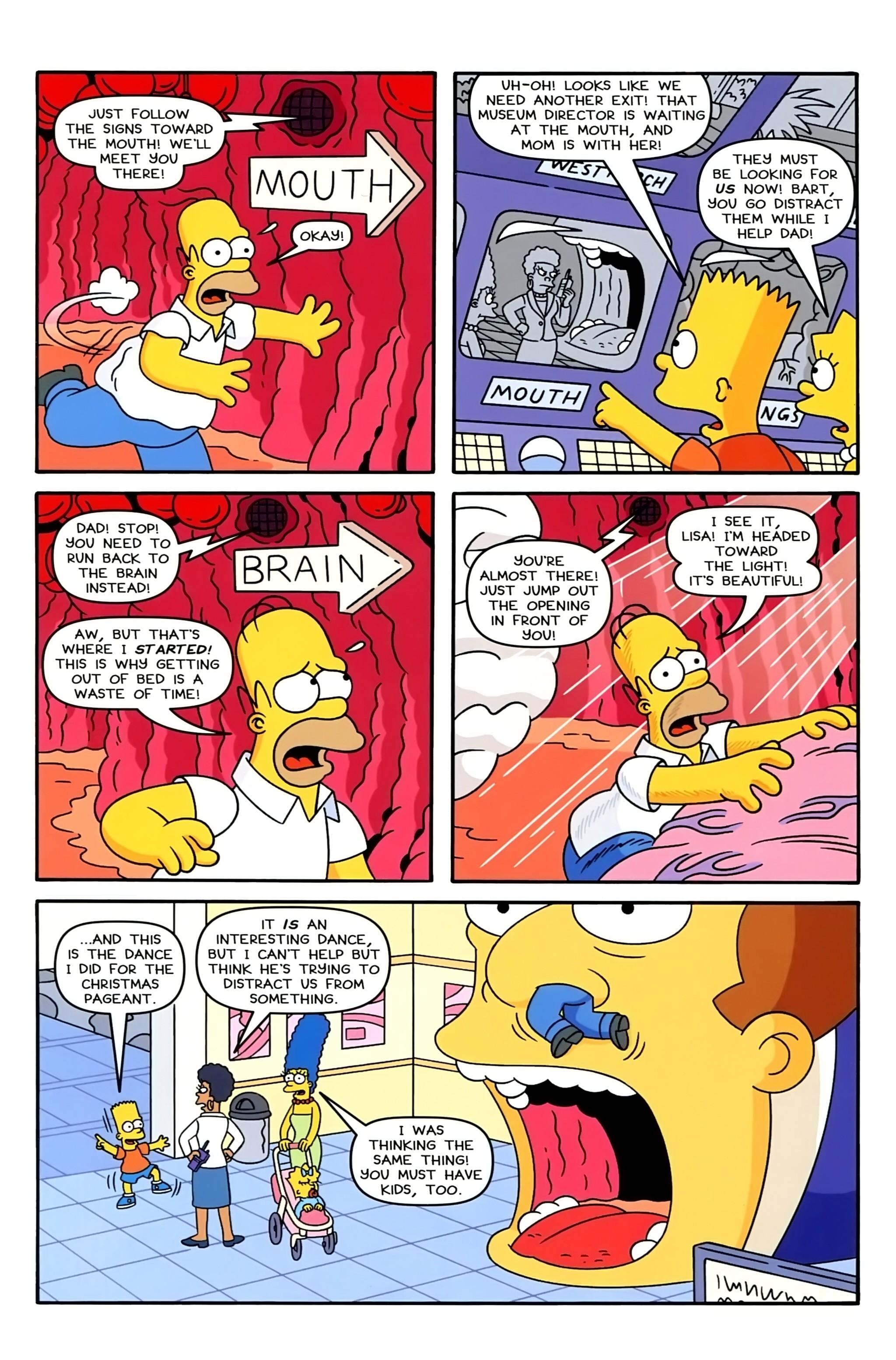 Read online Simpsons Comics comic -  Issue #234 - 13