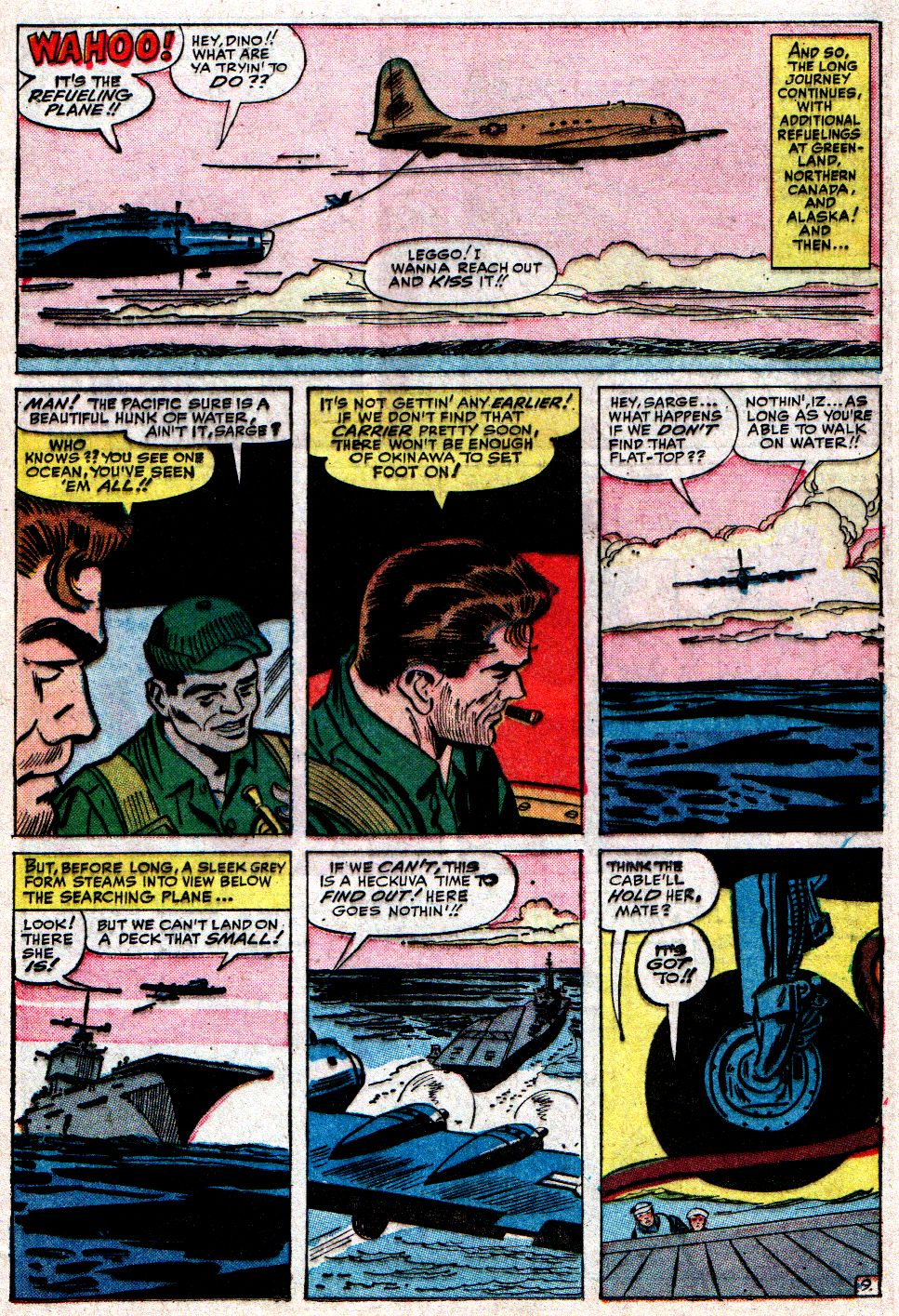 Read online Sgt. Fury comic -  Issue #10 - 13