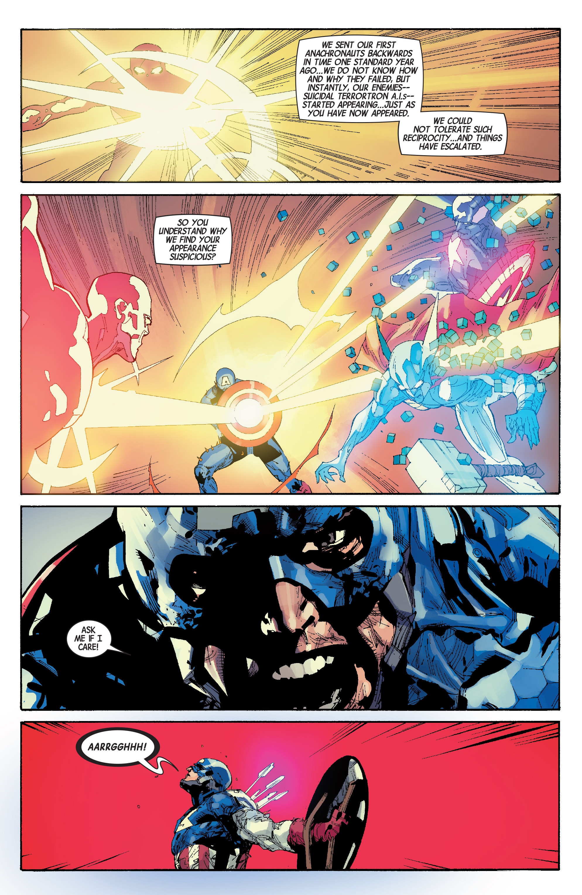 Read online Avengers (2013) comic -  Issue #Avengers (2013) _TPB 6 - 116