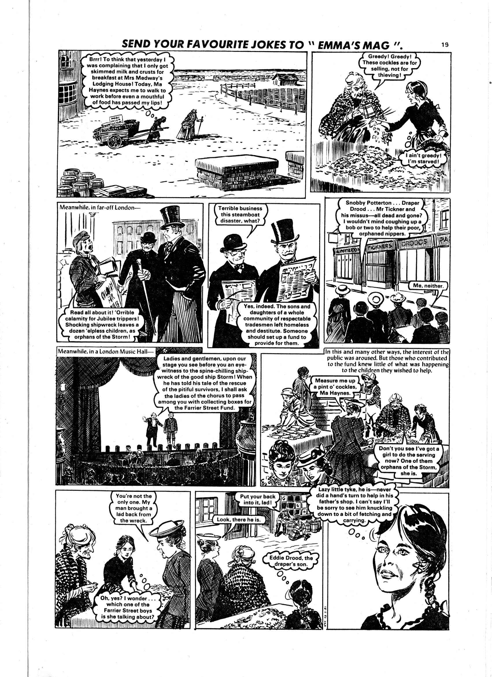 Read online Judy comic -  Issue #1103 - 19