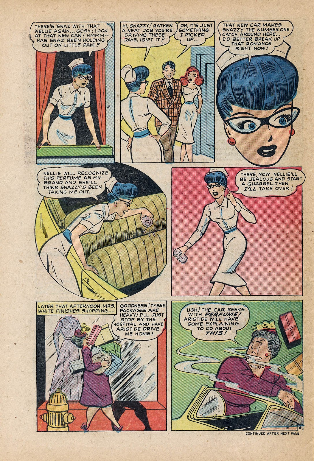 Nellie The Nurse (1945) issue 27 - Page 28