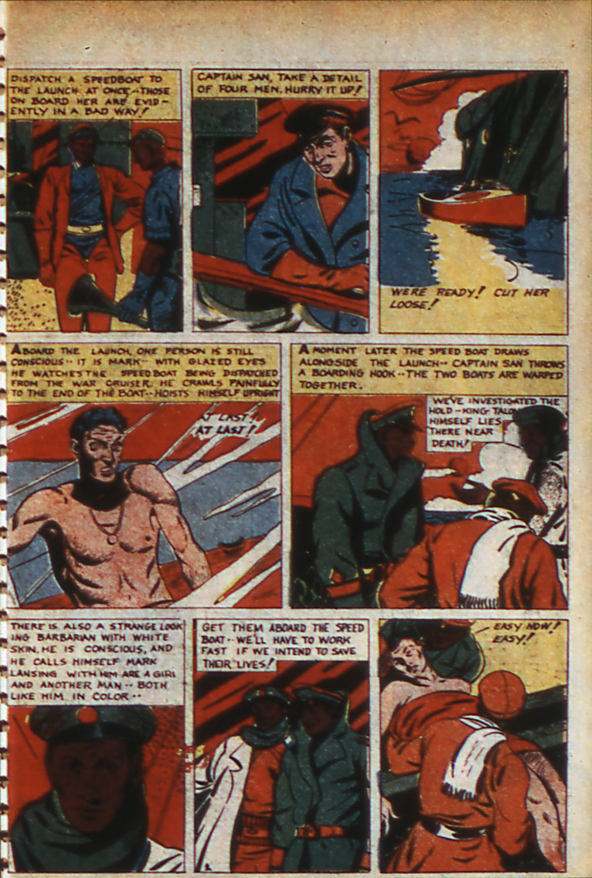 Read online Adventure Comics (1938) comic -  Issue #57 - 24