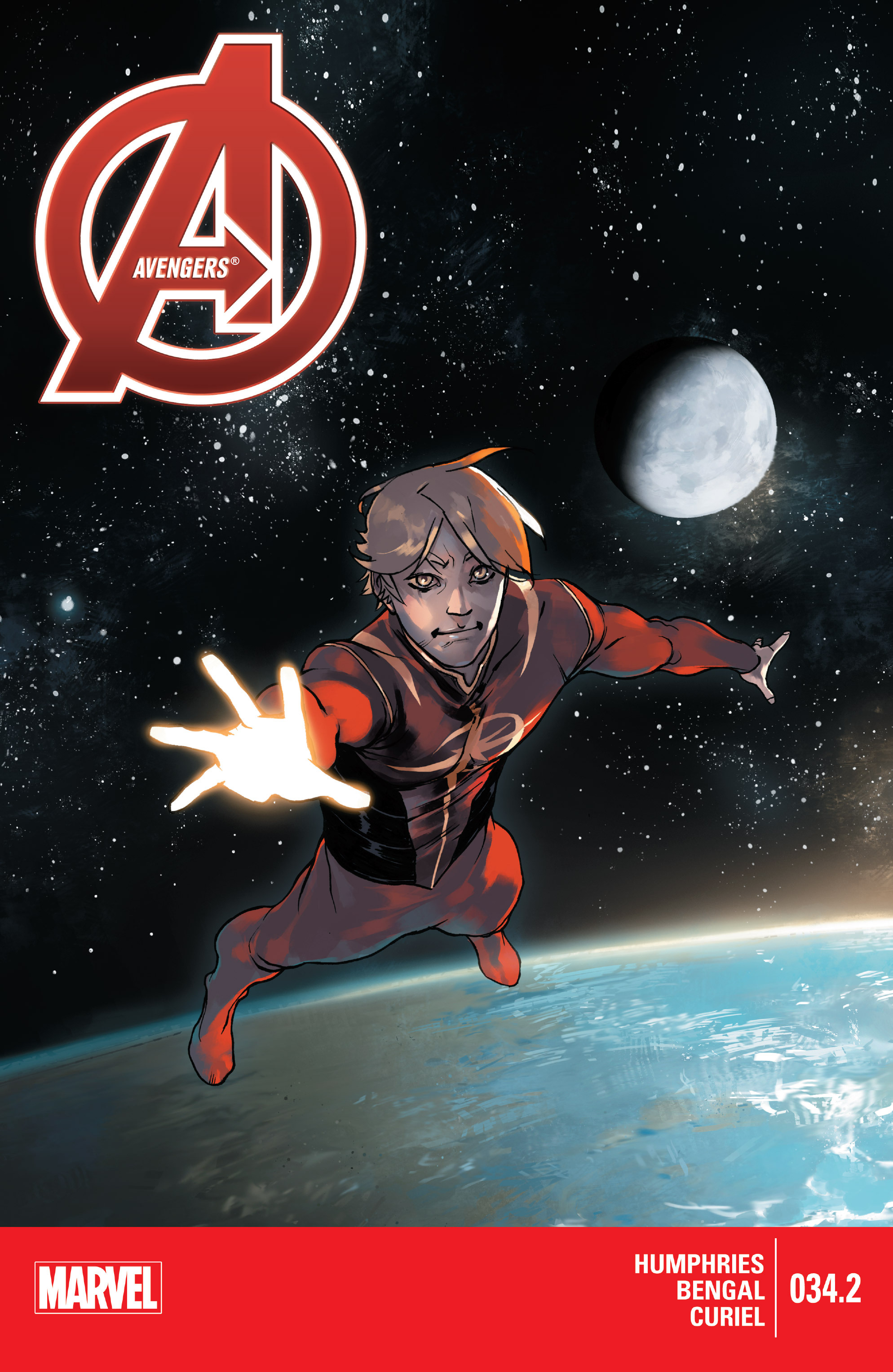 Read online Avengers (2013) comic -  Issue #34.2 - 1