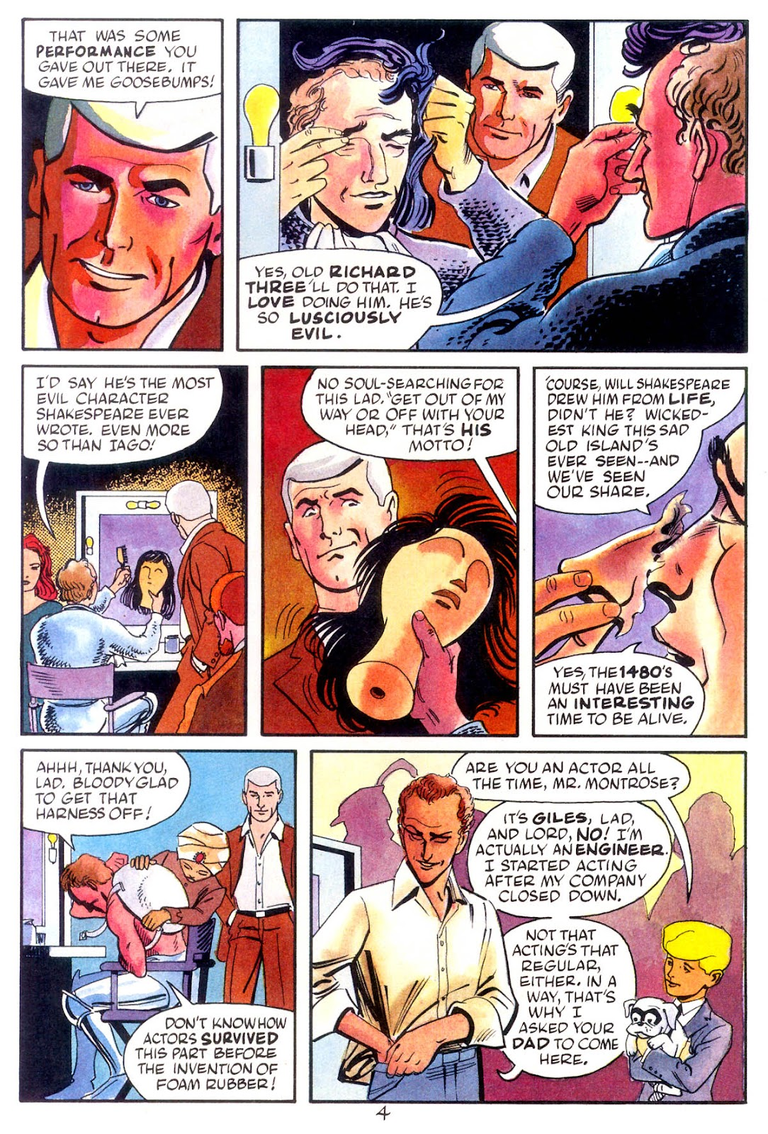 Jonny Quest (1986) issue 10 - Page 6