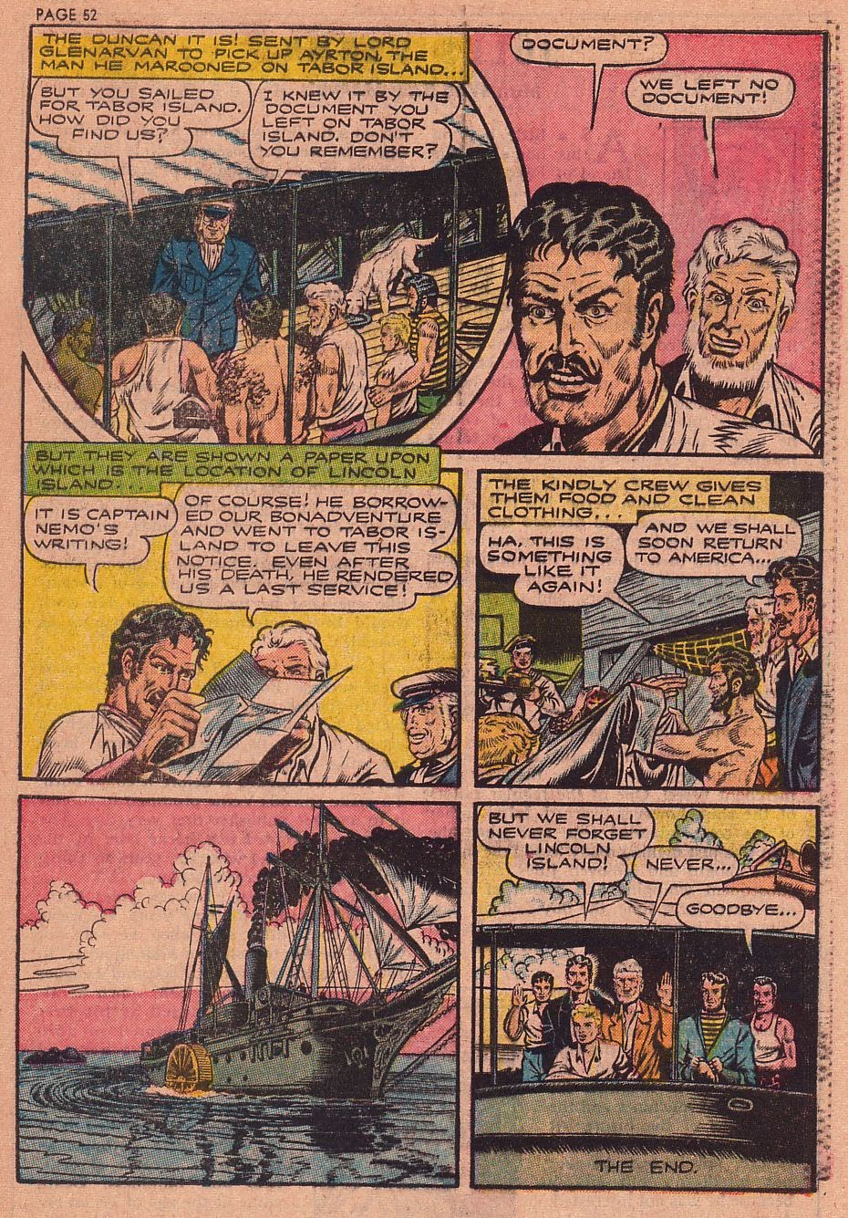Classics Illustrated issue 34 - Page 49