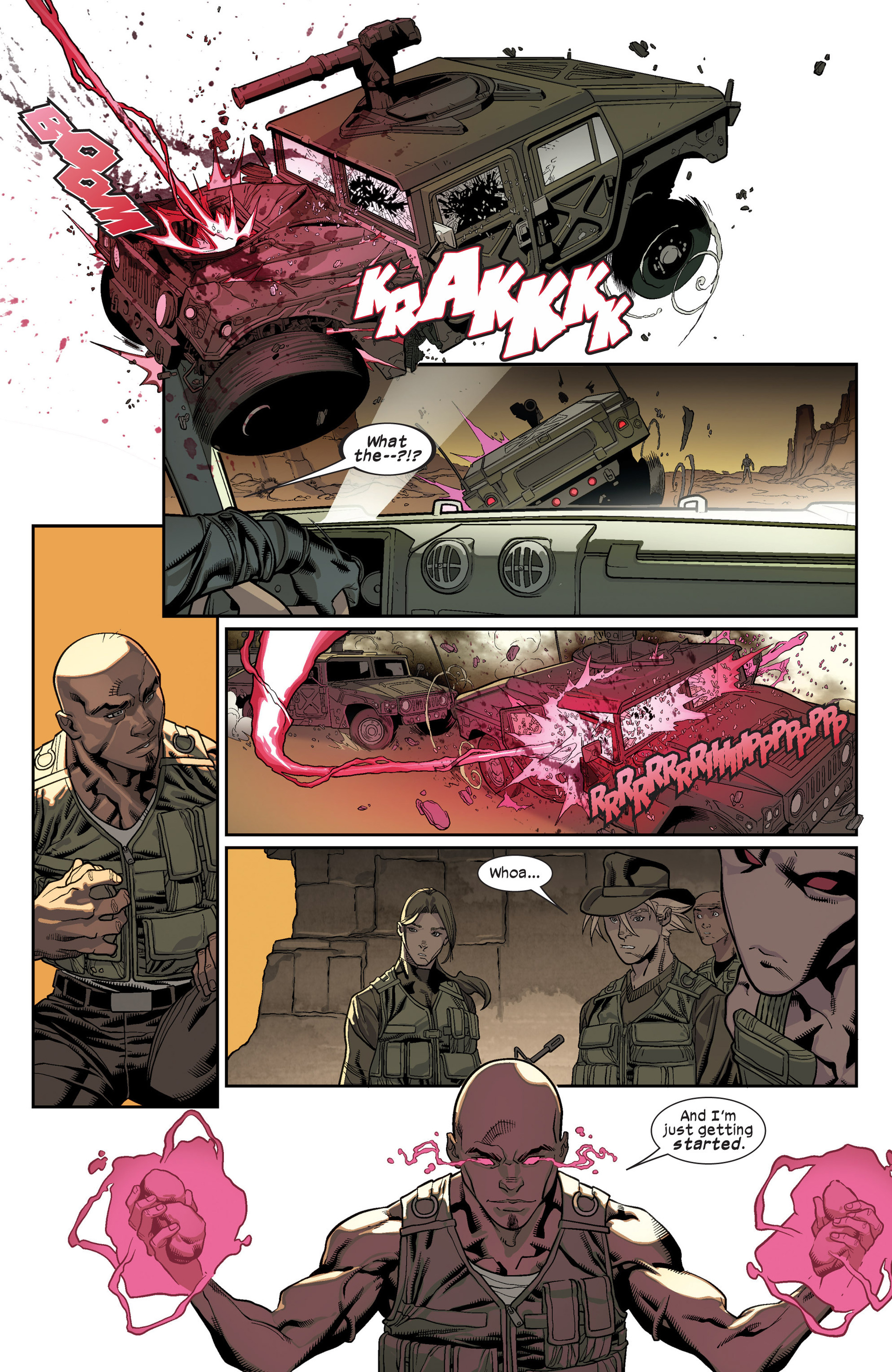 Read online Ultimate Comics X-Men comic -  Issue #17 - 11