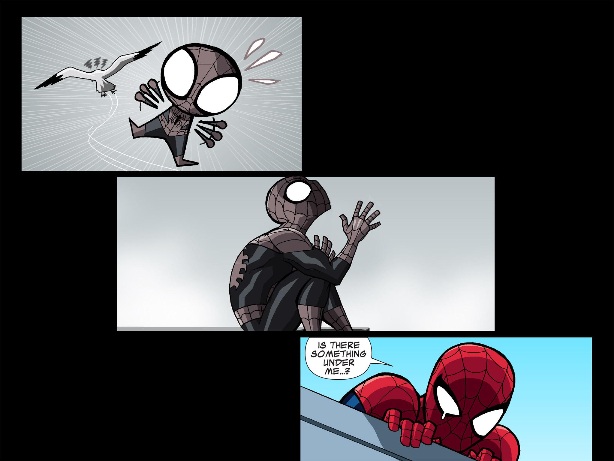 Read online Ultimate Spider-Man (Infinite Comics) (2015) comic -  Issue #1 - 41