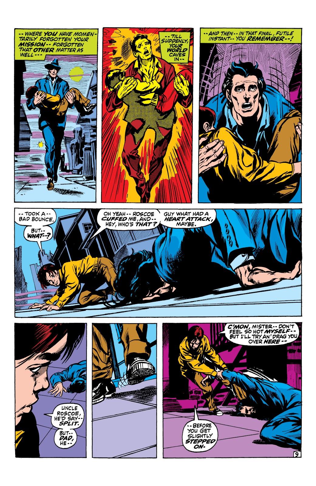Read online Marvel Masterworks: The Inhumans comic -  Issue # TPB 1 (Part 2) - 22
