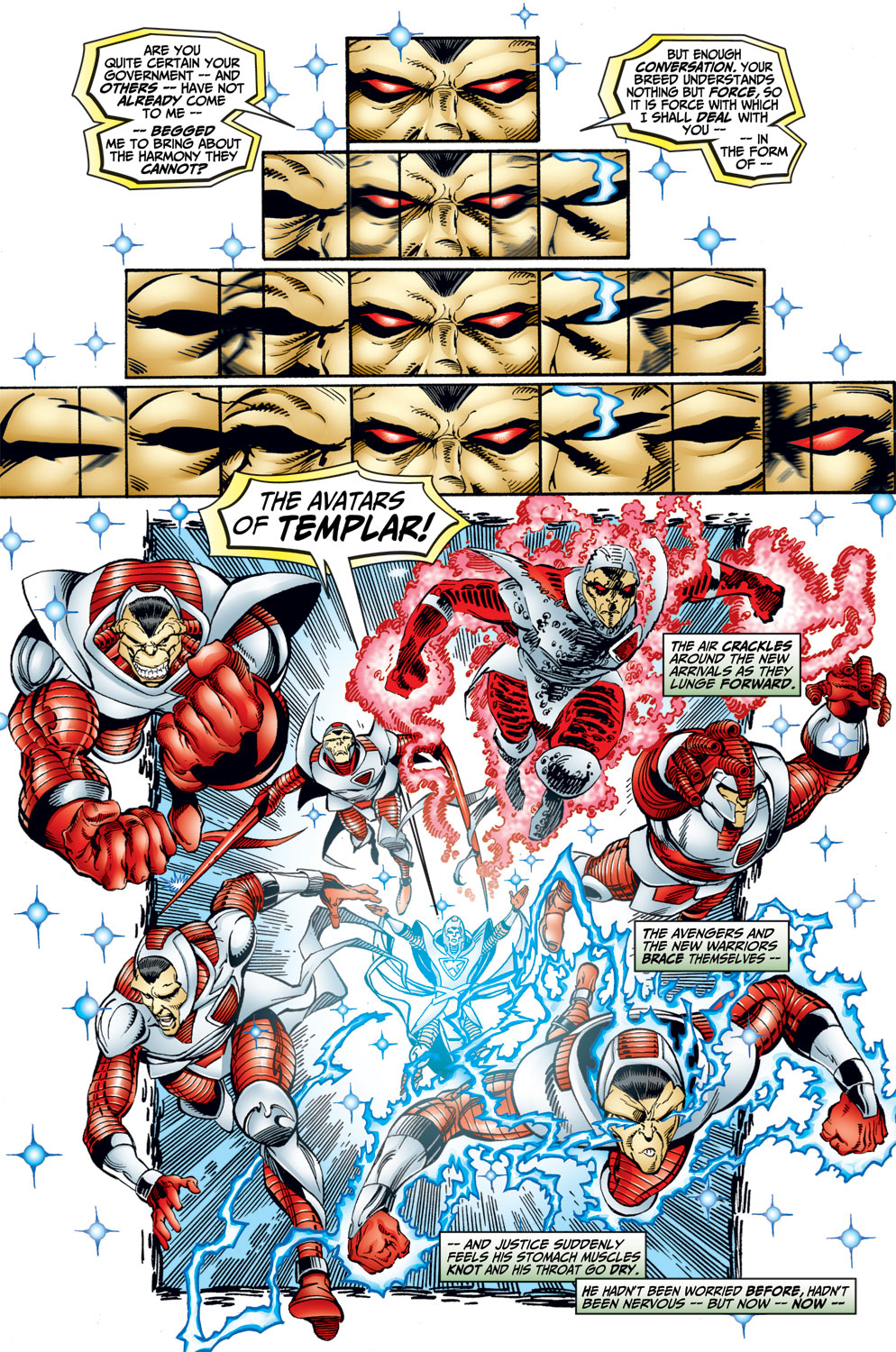 Read online Avengers (1998) comic -  Issue #13 - 17