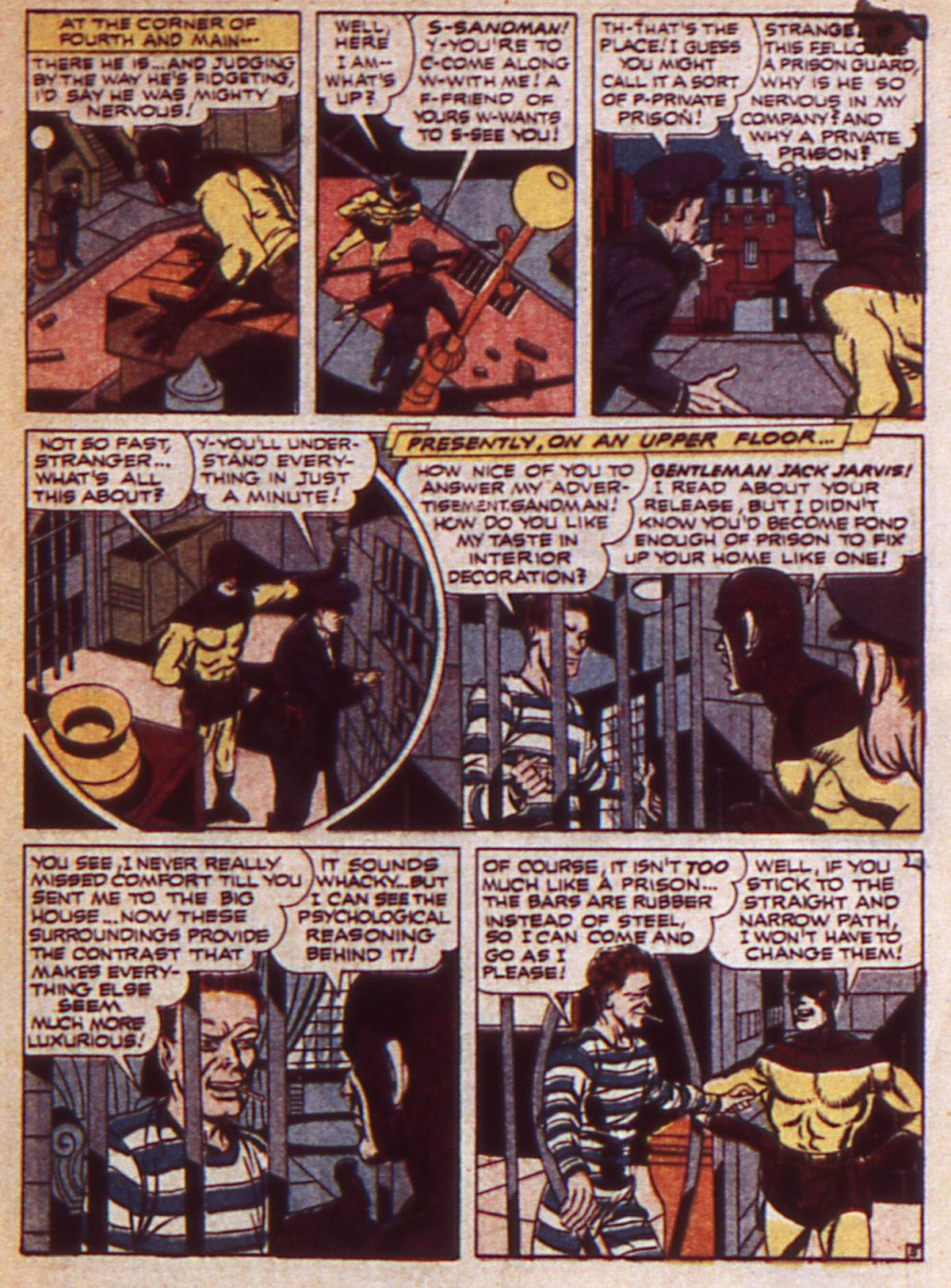 Read online Adventure Comics (1938) comic -  Issue #85 - 7