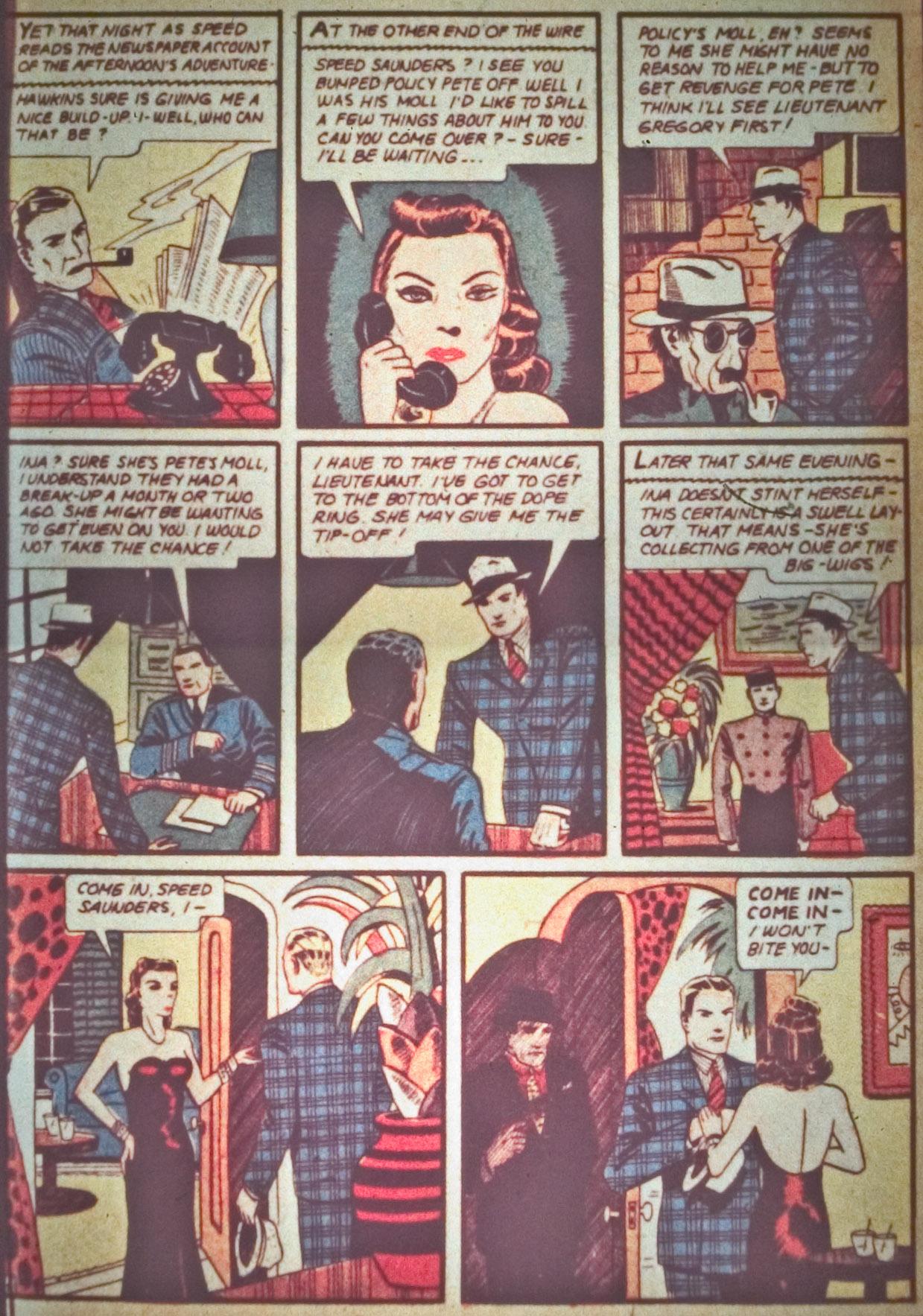 Detective Comics (1937) 28 Page 12