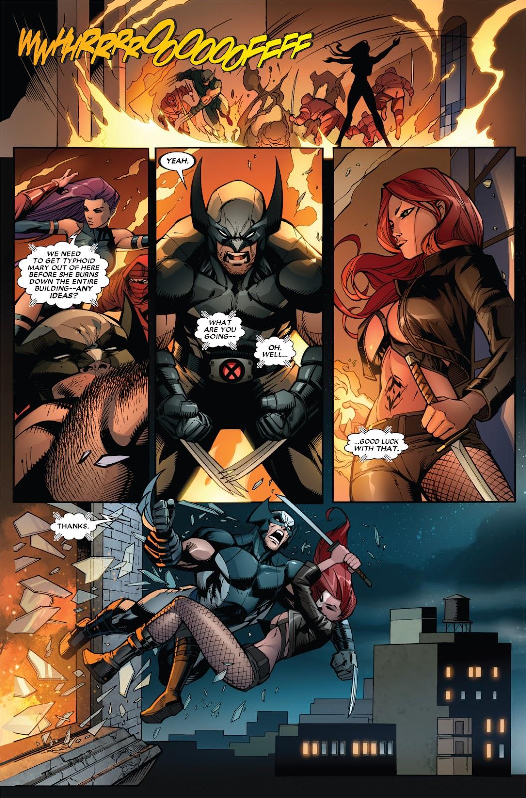 Read online Deadpool (2008) comic -  Issue #51 - 5