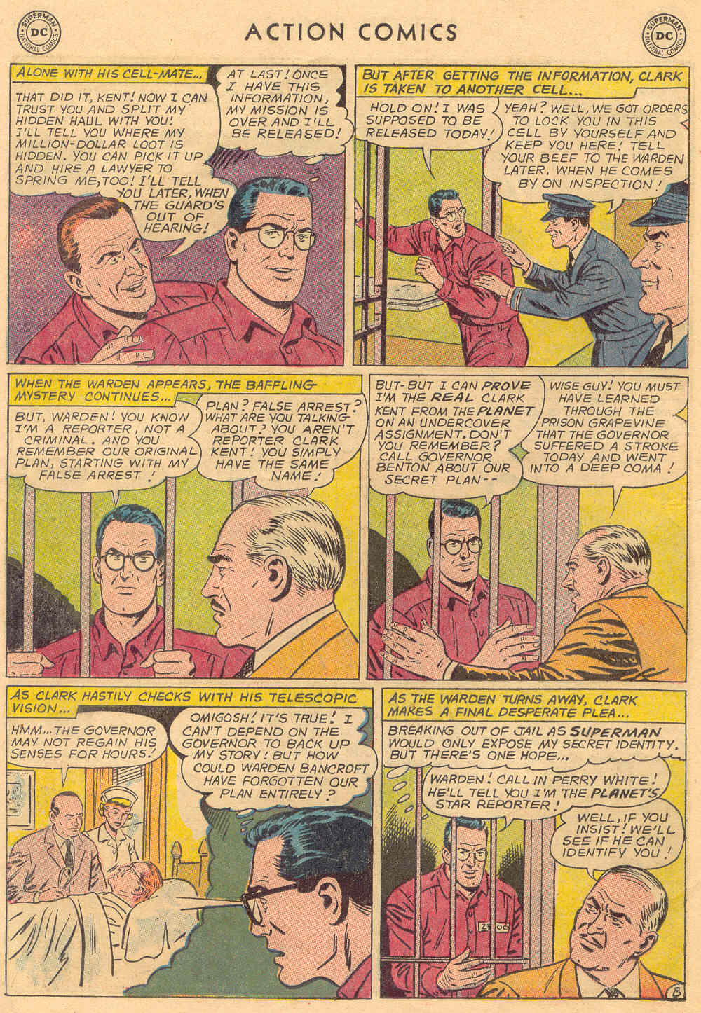 Read online Action Comics (1938) comic -  Issue #323 - 10