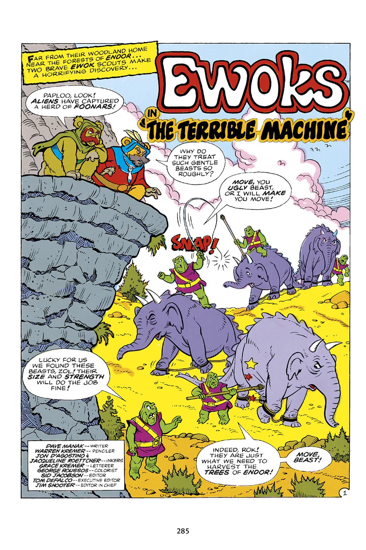 Read online Star Wars Omnibus comic -  Issue # Vol. 23.5 - 34