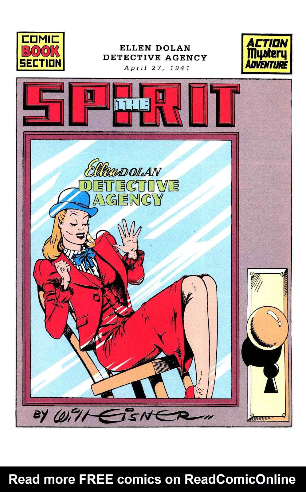 Read online Will Eisner's The Spirit Archives comic -  Issue # TPB 2 (Part 2) - 29