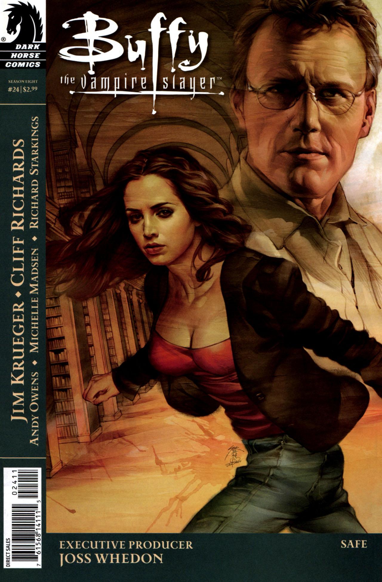Buffy the Vampire Slayer Season Eight 24 Page 1