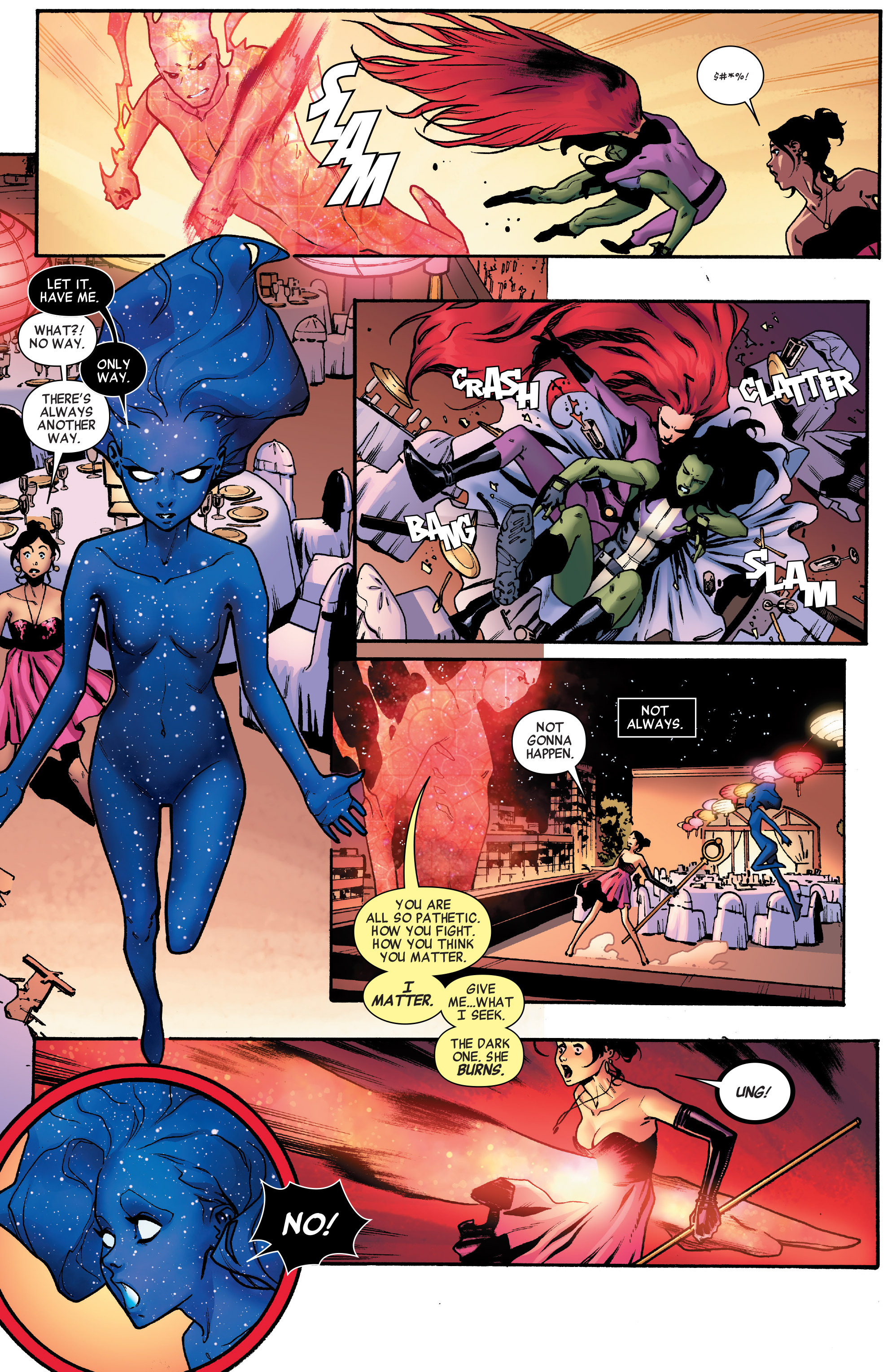 Read online A-Force (2016) comic -  Issue #2 - 13