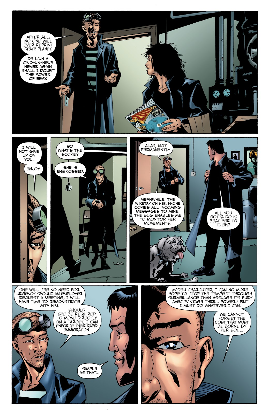 Read online The Boys Omnibus comic -  Issue # TPB 4 (Part 1) - 24