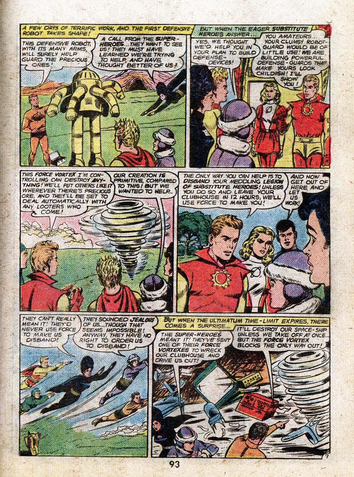 Read online Adventure Comics (1938) comic -  Issue #500 - 93