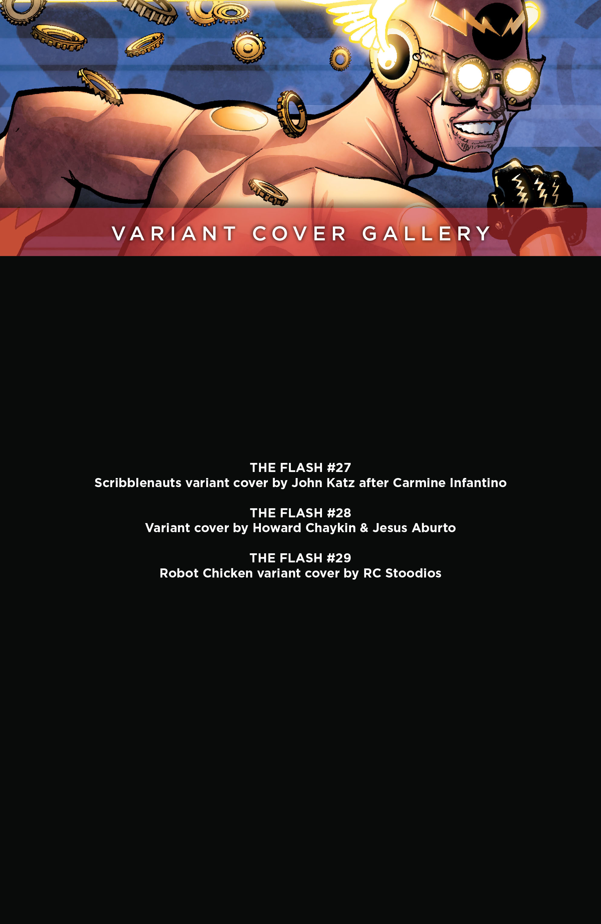 Read online The Flash (2011) comic -  Issue # _TPB 5 - 126