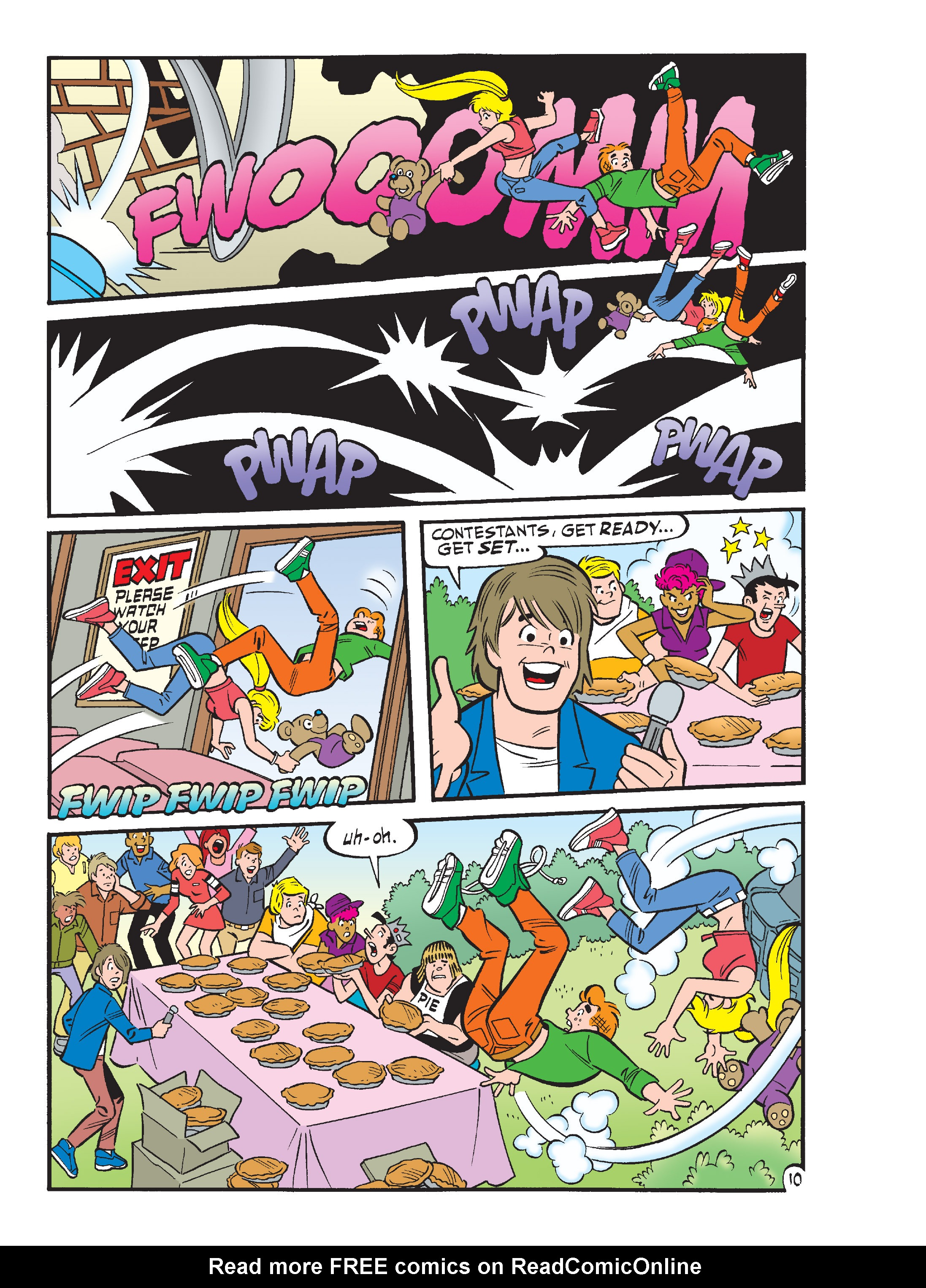 Read online Archie's Funhouse Double Digest comic -  Issue #15 - 11