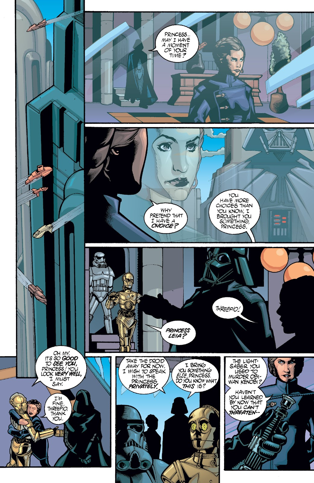 Read online Star Wars Legends: Infinities - Epic Collection comic -  Issue # TPB (Part 1) - 42