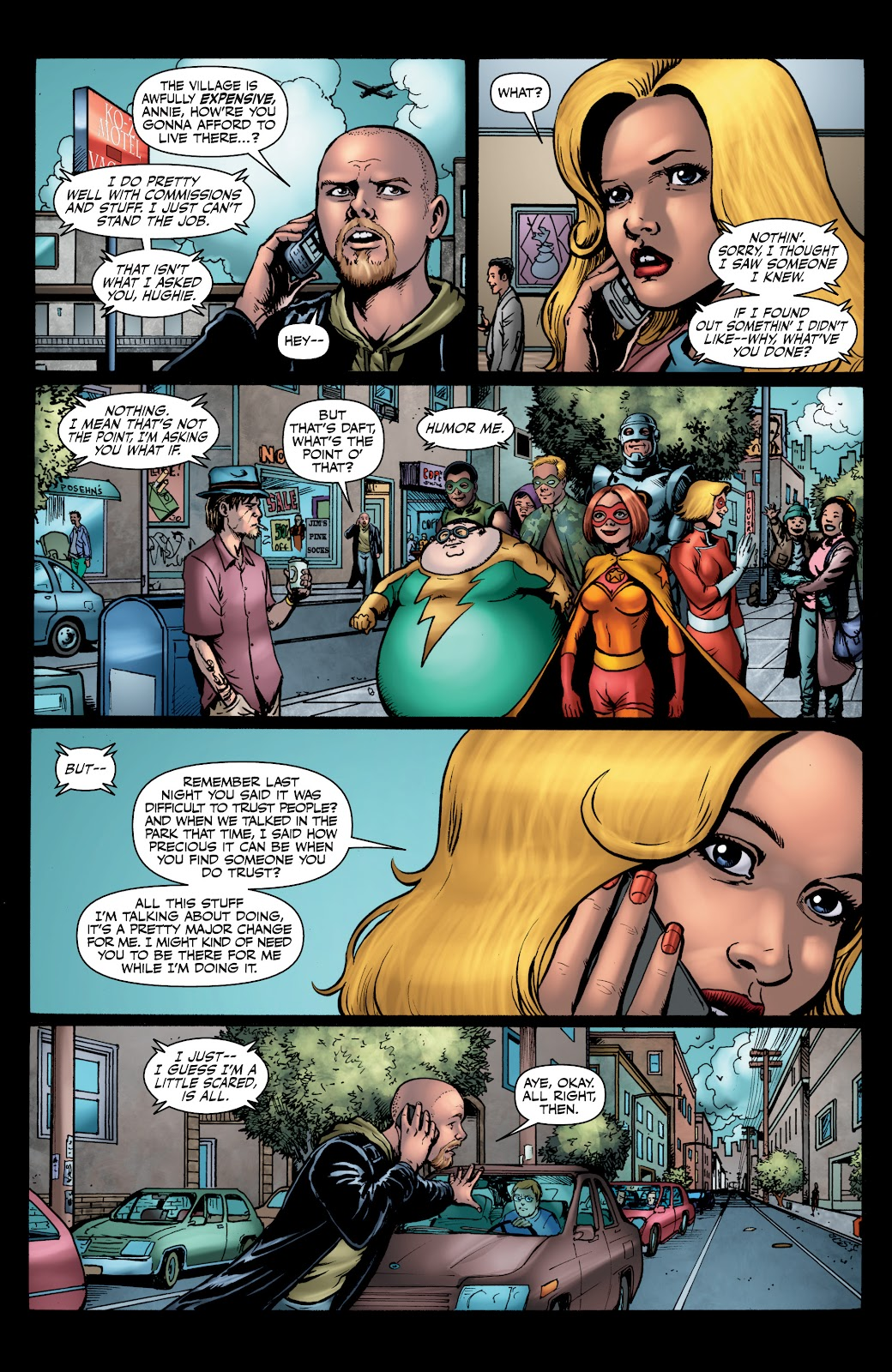 Read online The Boys Omnibus comic -  Issue # TPB 4 (Part 1) - 69