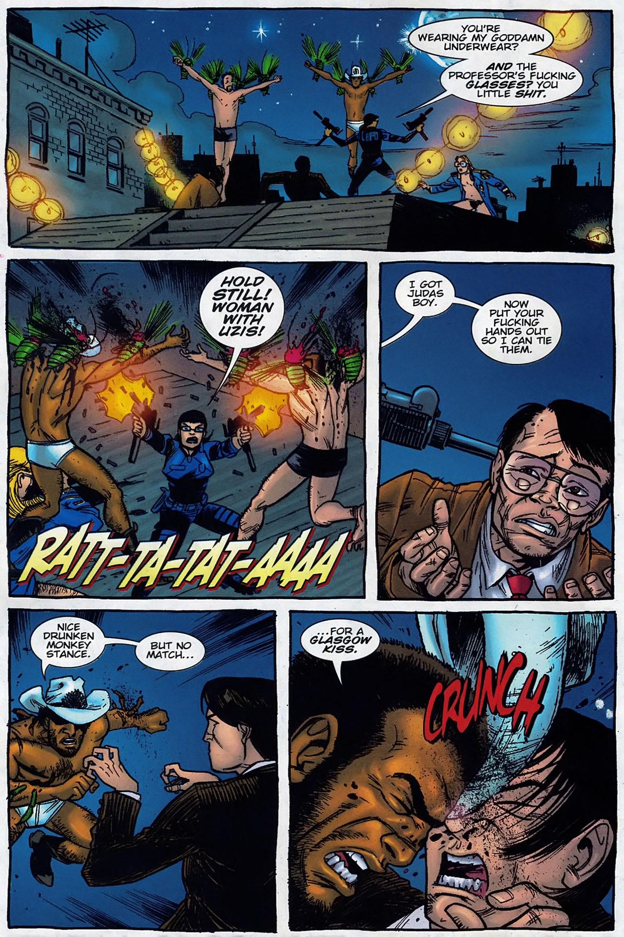Read online The Exterminators comic -  Issue #30 - 14