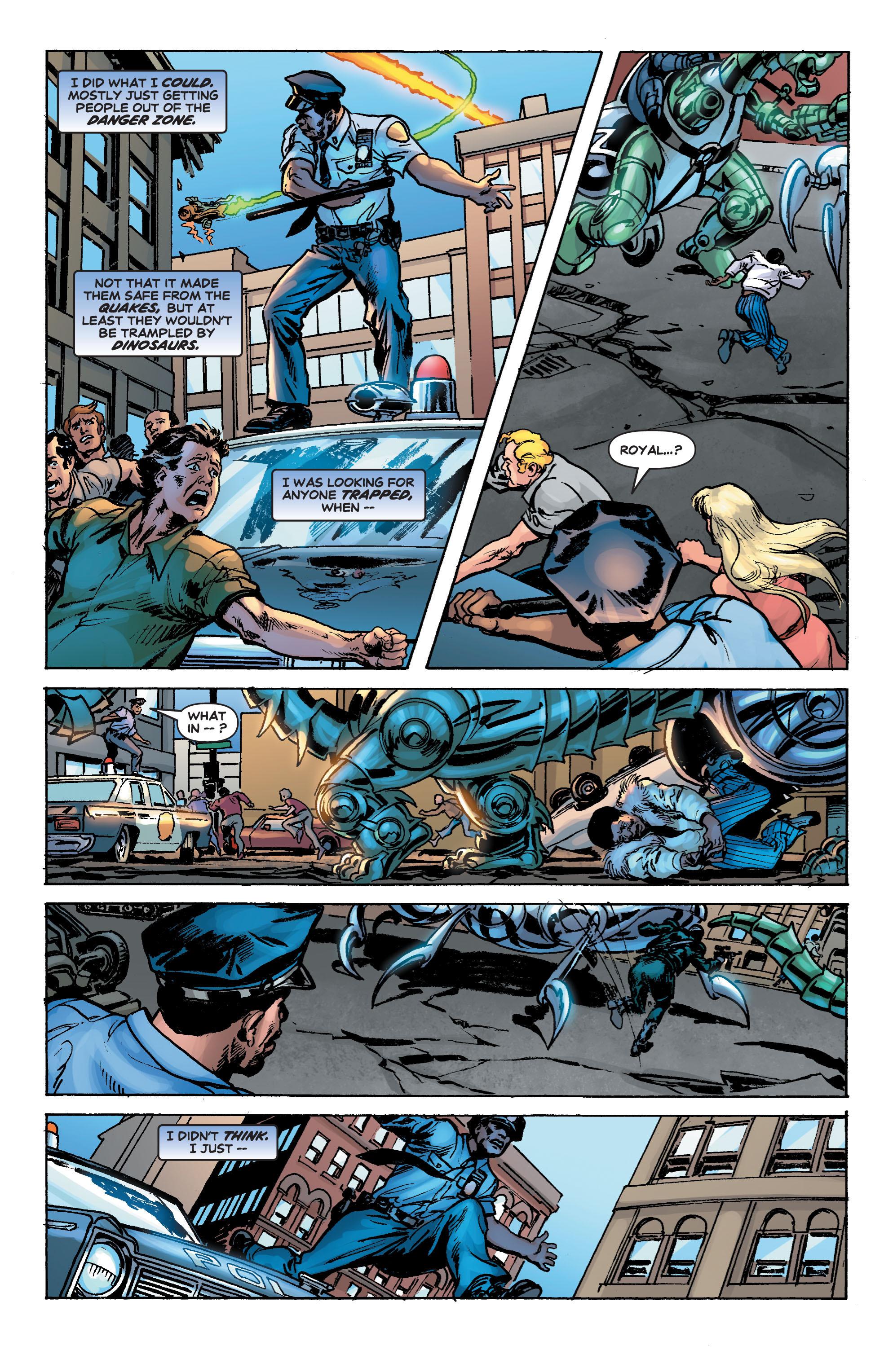 Read online Astro City: Dark Age/Book One comic -  Issue #4 - 10