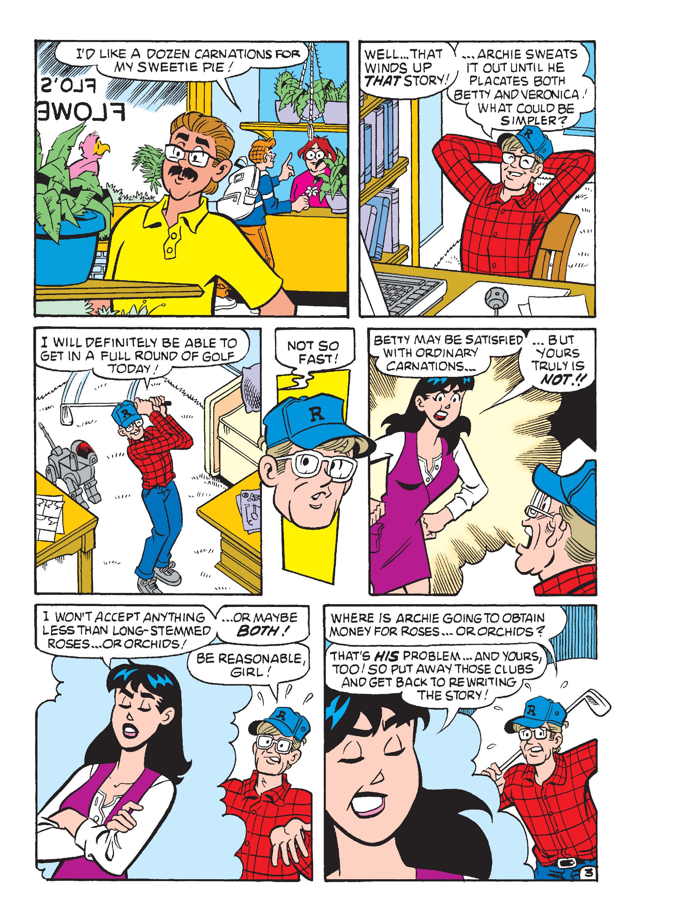 Read online Archie 1000 Page Comics Blowout! comic -  Issue # TPB (Part 3) - 127