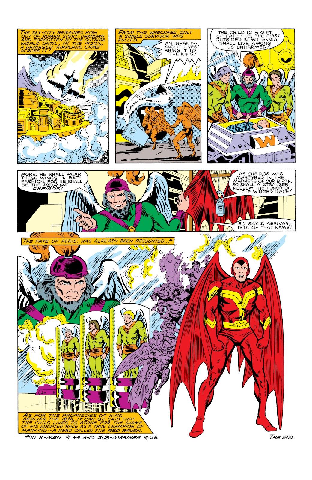 Read online Marvel Masterworks: The Inhumans comic -  Issue # TPB 2 (Part 3) - 103