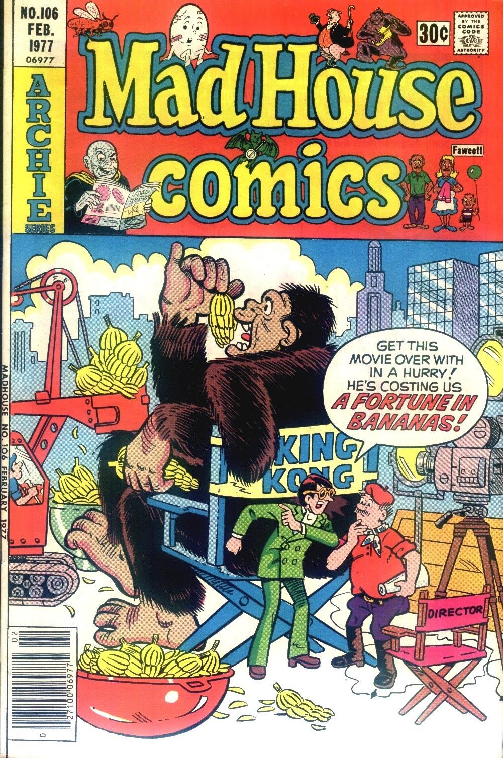 Madhouse Comics 106 Page 1