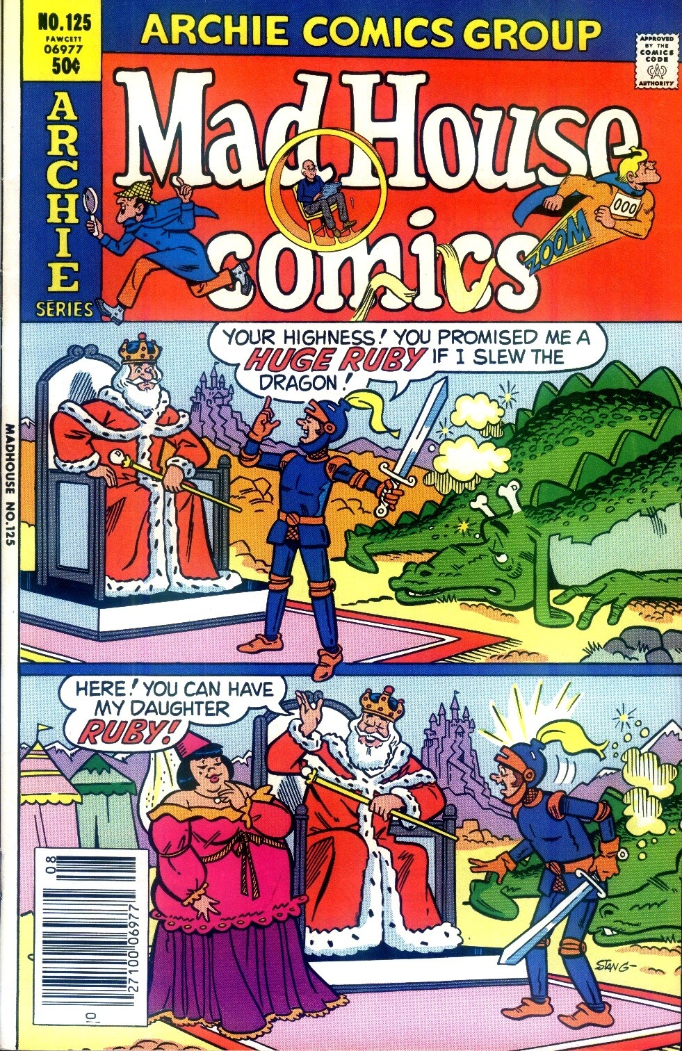Read online Madhouse Comics comic -  Issue #125 - 1