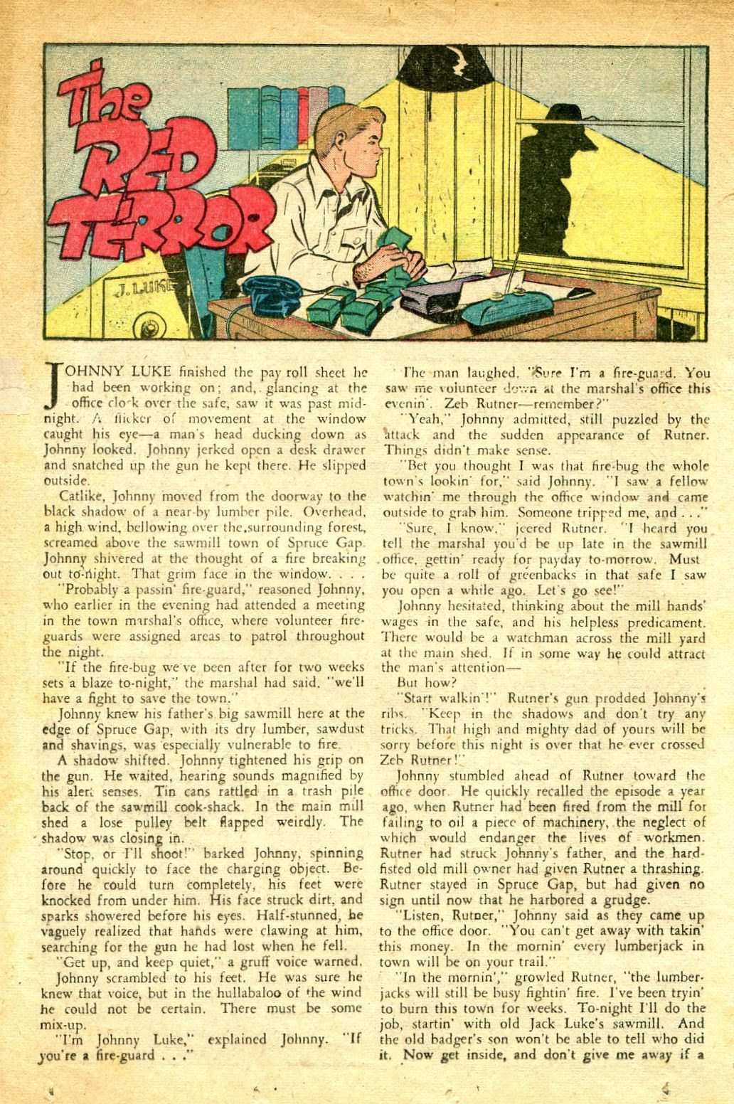 Read online Famous Funnies comic -  Issue #182 - 28
