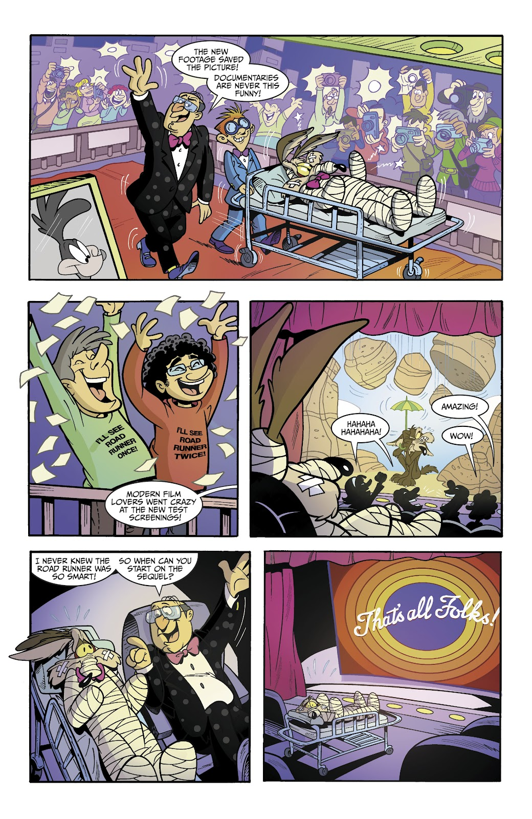 Looney Tunes (1994) issue 251 - Page 9