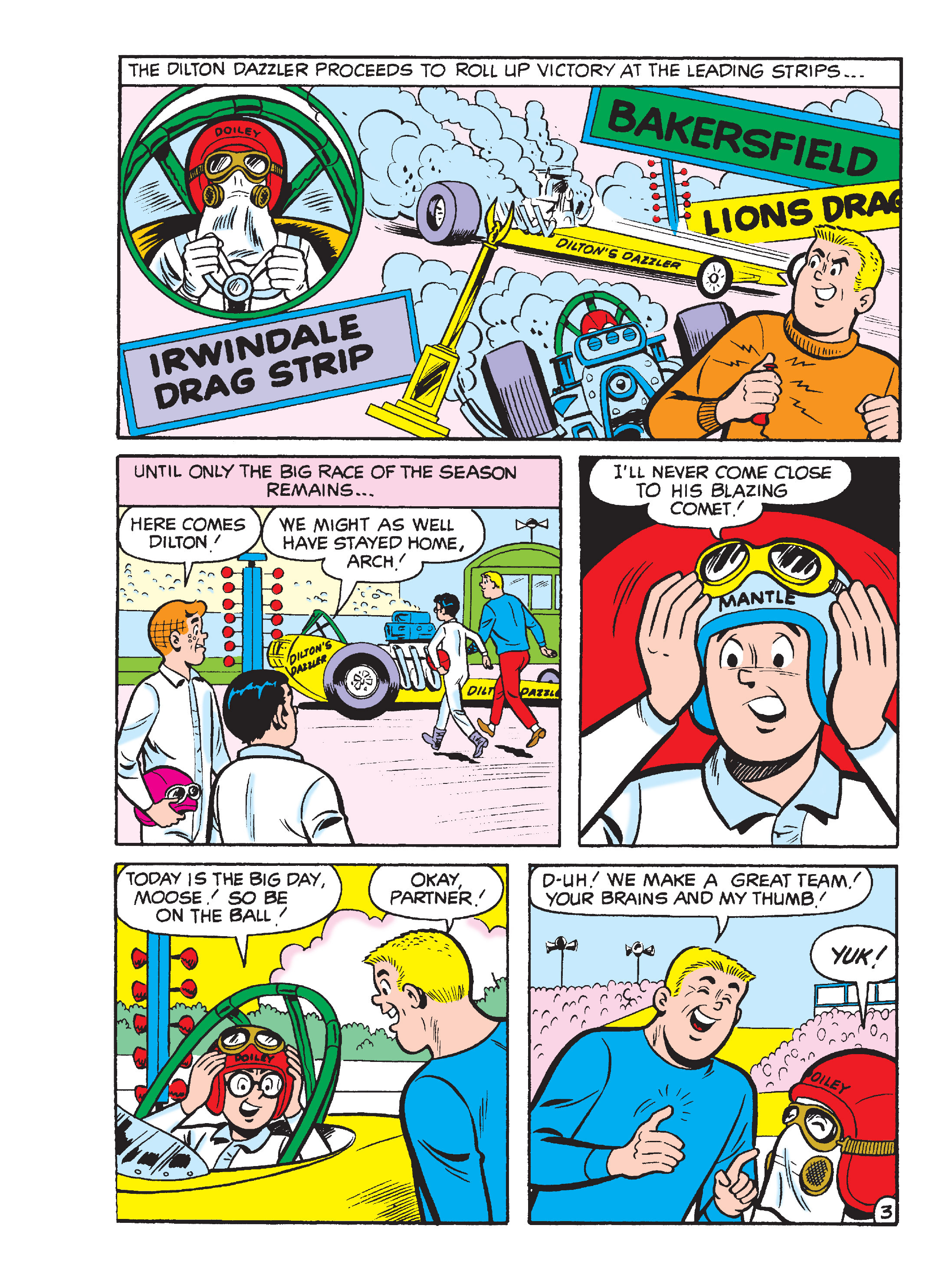 Read online Archie 1000 Page Comics Blowout! comic -  Issue # TPB (Part 3) - 244