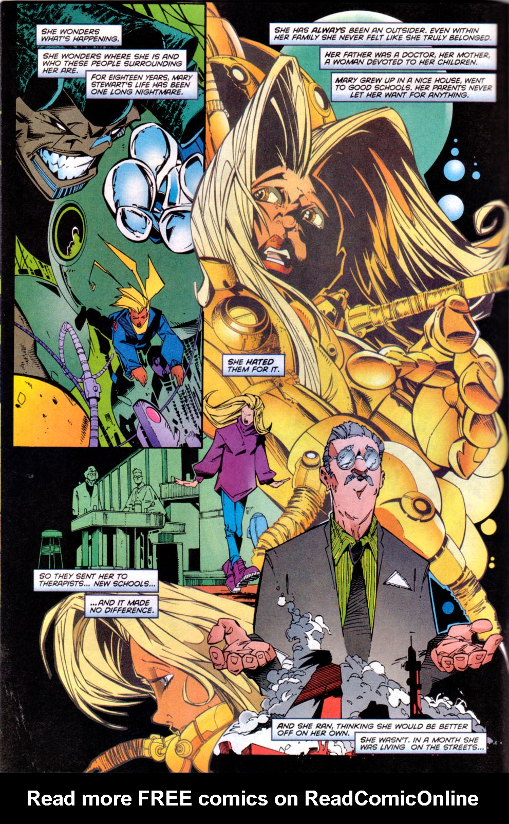 Read online X-Factor (1986) comic -  Issue #144 - 4