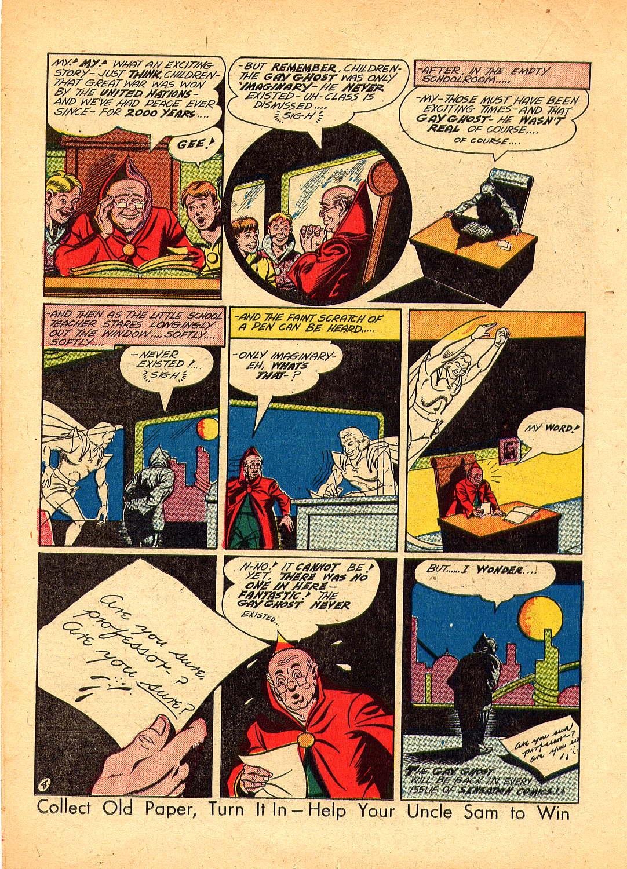 Read online Sensation (Mystery) Comics comic -  Issue #30 - 38