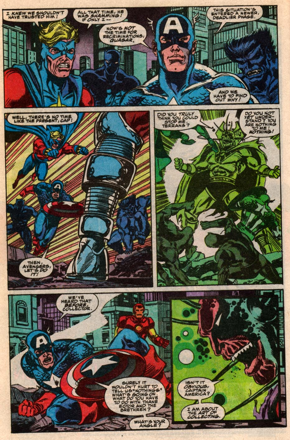 The Avengers (1963) 339 Page 2