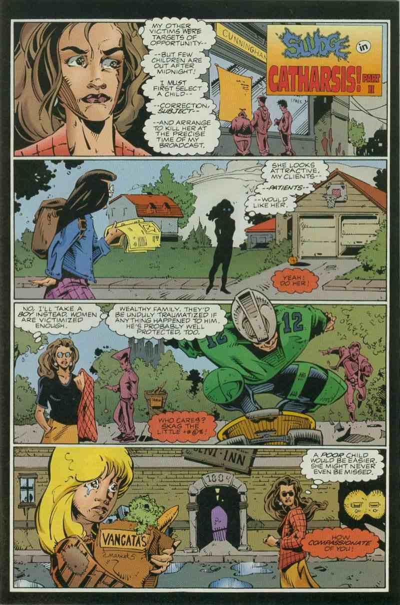 Read online Ultraverse Premiere comic -  Issue #11 - 17