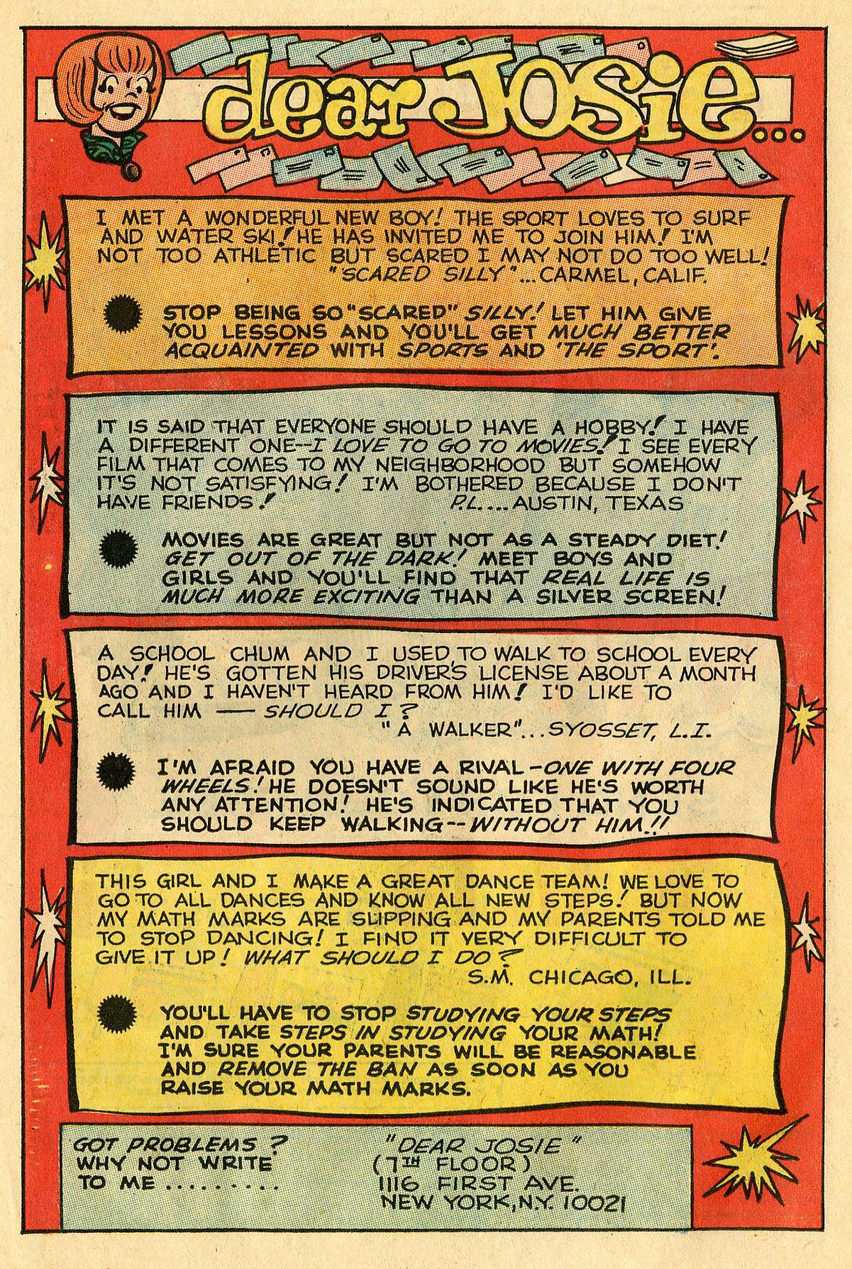 Read online She's Josie comic -  Issue #28 - 26
