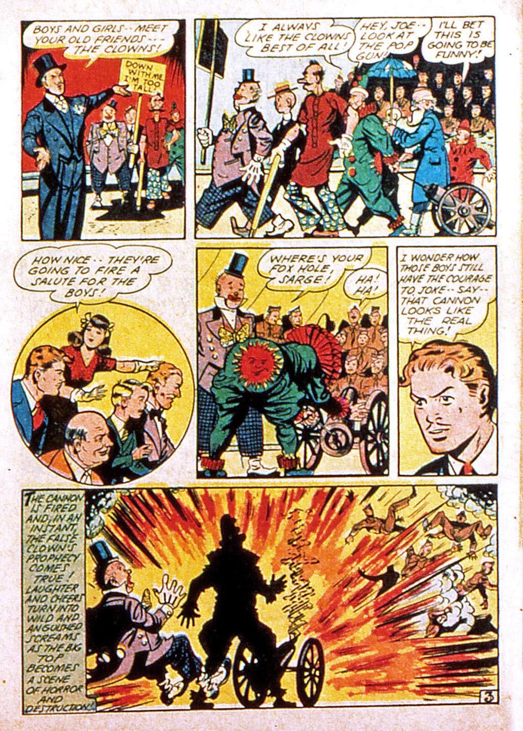Read online Mystic Comics (1944) comic -  Issue #1 - 5