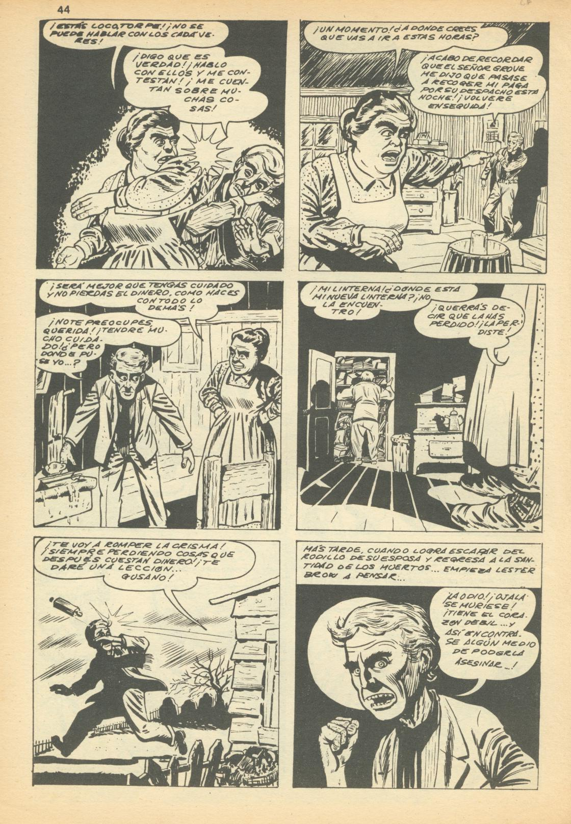 Read online Adventures into Weird Worlds comic -  Issue #12 - 7