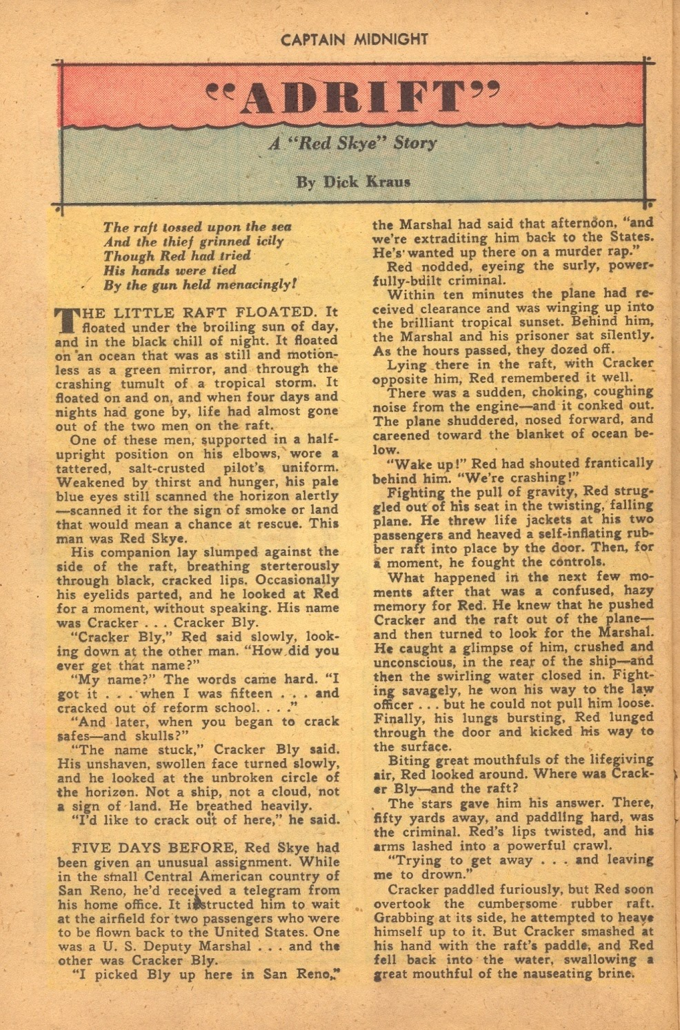 Captain Midnight (1942) issue 61 - Page 16