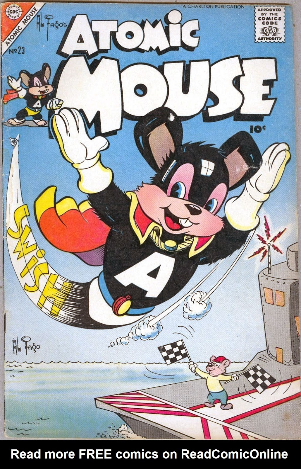 Atomic Mouse issue 23 - Page 1