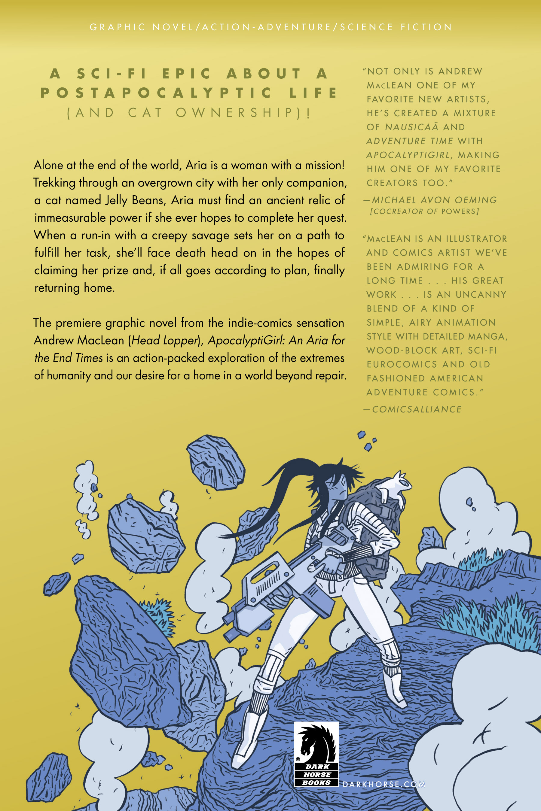 Read online ApocalyptiGirl: An Aria for the End Times comic -  Issue #ApocalyptiGirl: An Aria for the End Times Full - 97