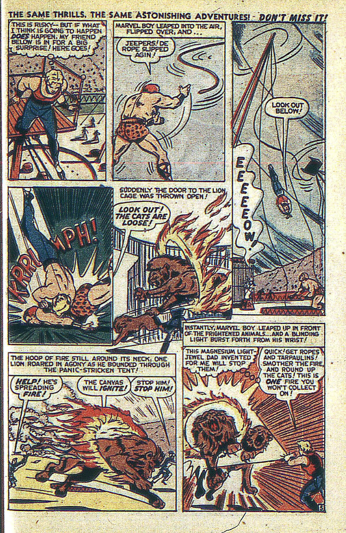 Read online Marvel Boy (1950) comic -  Issue #2 - 32
