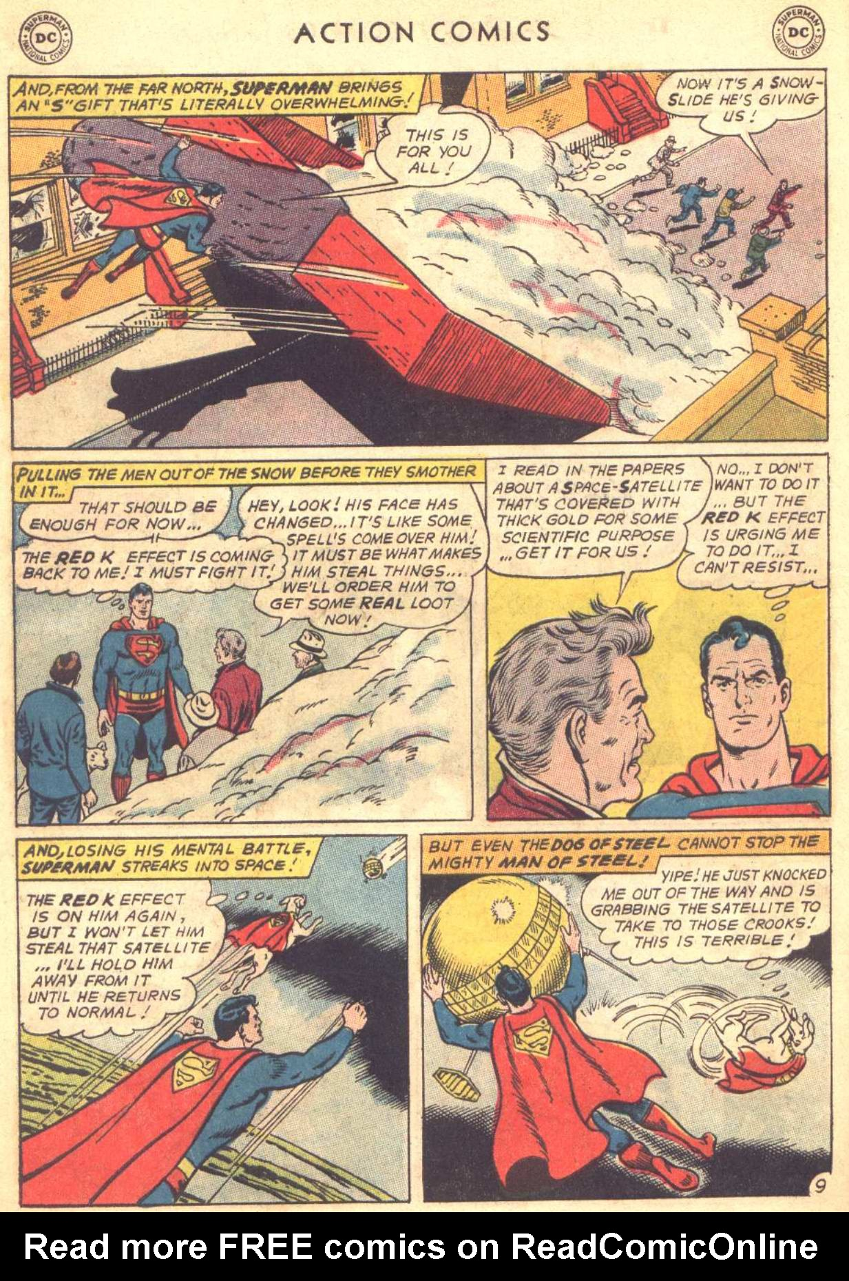 Read online Action Comics (1938) comic -  Issue #330 - 14