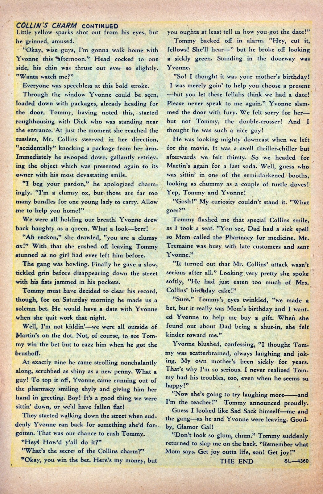 Read online Nellie The Nurse (1945) comic -  Issue #24 - 18